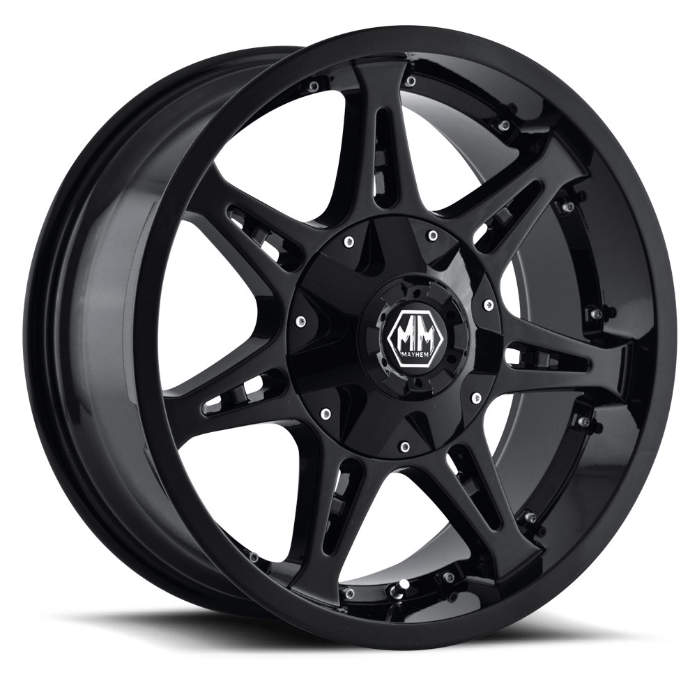 Mayhem Wheels 8060 Missile