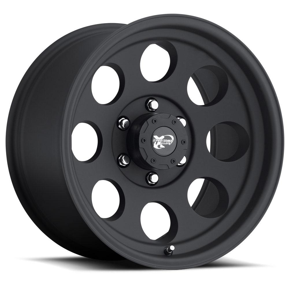 Pro Comp 1069-5885 Series 1069 15x8 Wheel 5x5.5 Bolt Pattern Polished