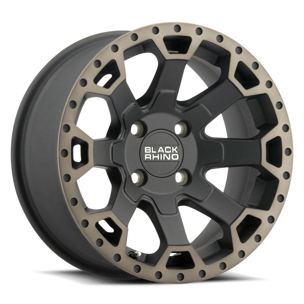 Black Rhino Warlord UTV Wheels & Warlord UTV Rims On Sale