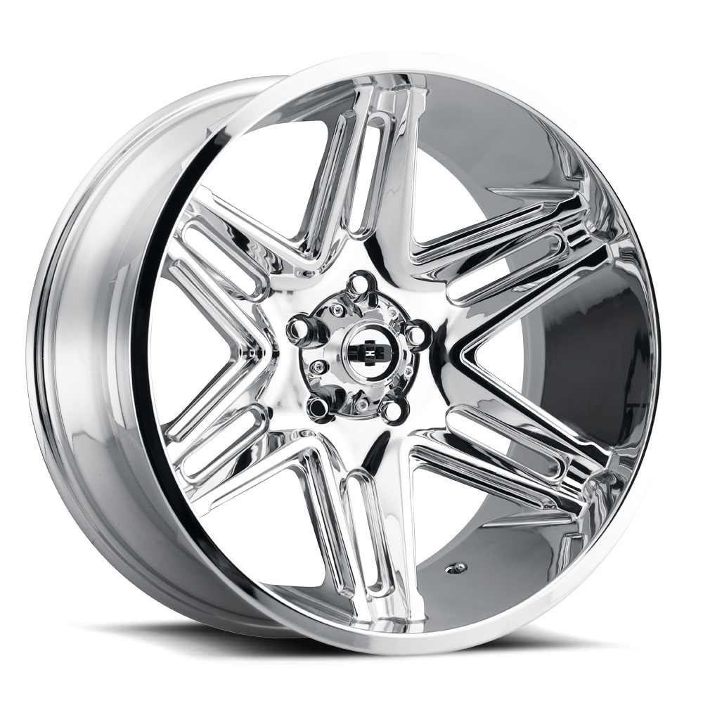 Vision 363 Razor 20x10 6x5.5-25mm Black//Milled Wheel Rim 20 Inch