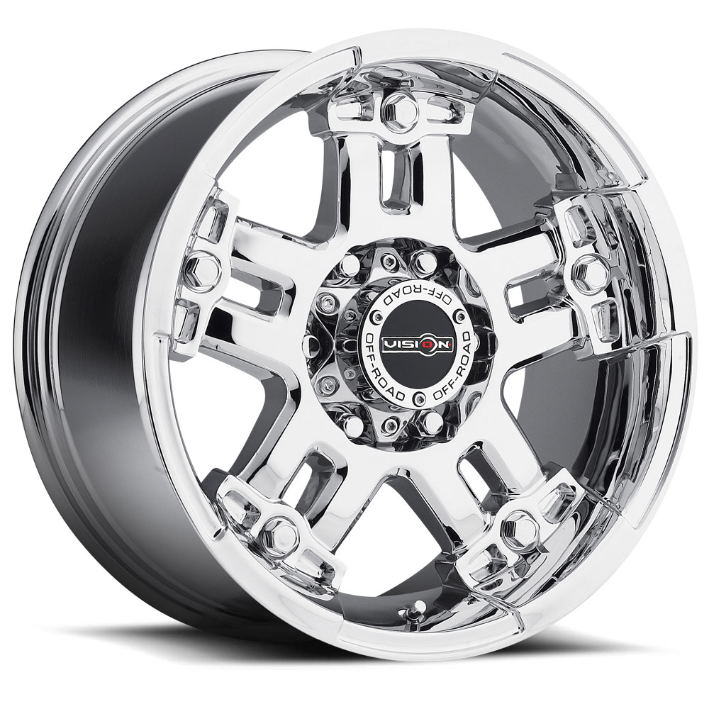 Vision Off Road 394 Warlord Wheels 394 Warlord Rims On Sale