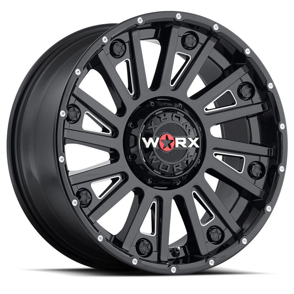 WORX Wheels 810 Sentry